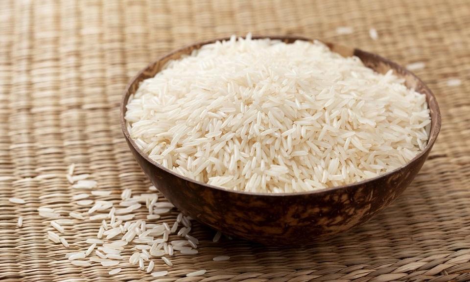 Basmati rijst koken