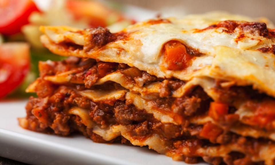 Makkelijke lasagna bolognese maken