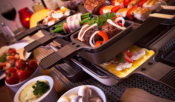 Gourmetten zonder gourmetschotel is veel goedkoper! Maak je gourmetschotel zelf