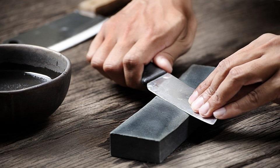 Hoe vaak moet je je messen slijpen?
