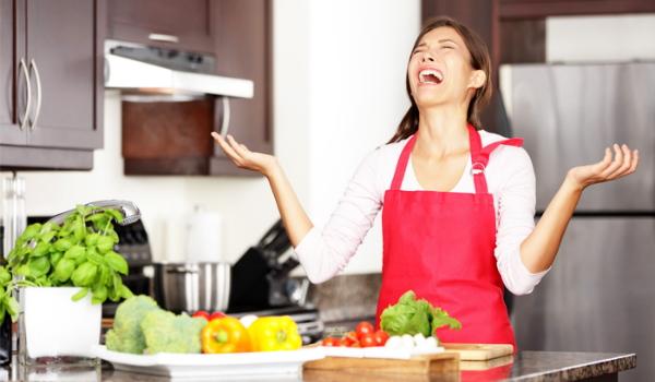 Leren koken vanaf het begin
